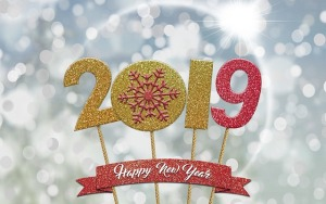 happy new year bonne annee 2019
