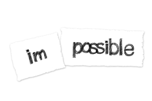 impossible possible pma